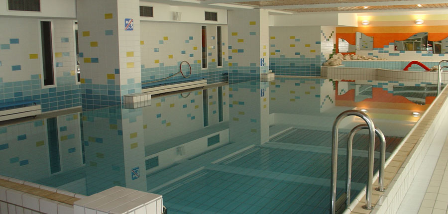 Hotel Kompas, Kranjska Gora, Slovenia - indoor swimming pool.jpg